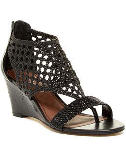 Jolie Wedge Sandal
