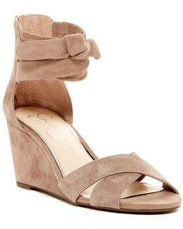 Camile Wedge Sandal