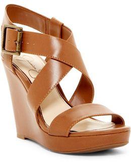 Joilet Wedge Sandal