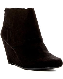 Reaca Wedge Bootie