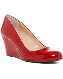 Suzanna Wedge Pump - Multiple Widths Available