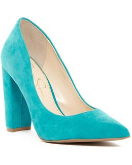 Tolli Pointed Toe Pump