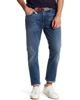 The Straight Denim Jean