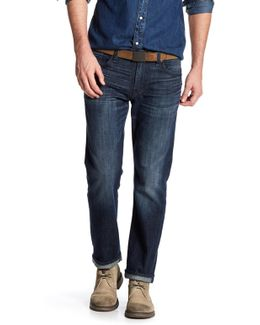 Standard Slim Straight Jean