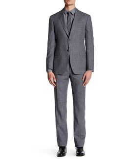 Hampton Two Button Notch Lapel Suit