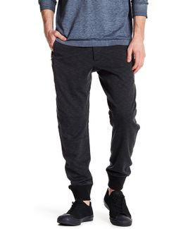 Zip Pocket Knit Jogger