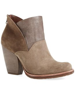 Castaneda Suede Ankle Boots