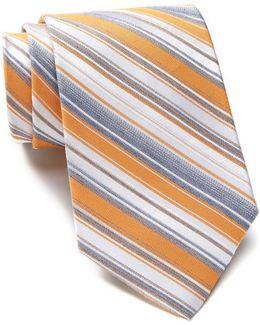 Crystal Stripe Tie