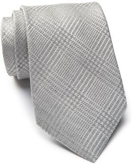 Suiting Plaid Tie