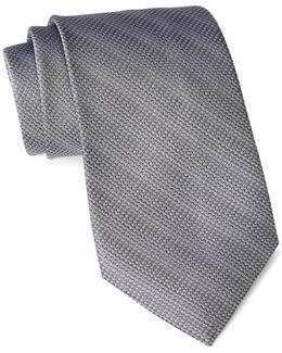 Solstice Solid Silk Tie