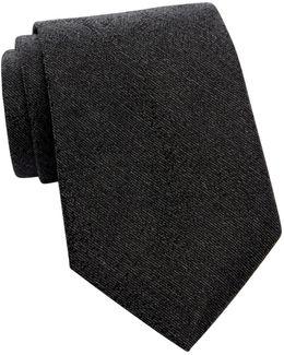 Nouveau Medallion Tie
