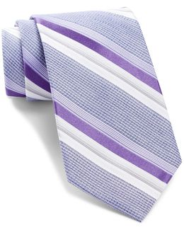 Indy Tex Stripe Tie