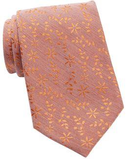 Melange Daisy Tie