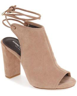 Darla Block Heel Sandal