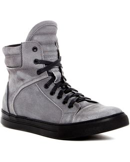 Double Header Ii High Top Sneaker