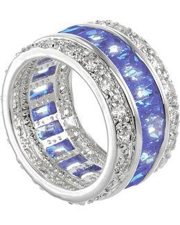 Cz Band Ring