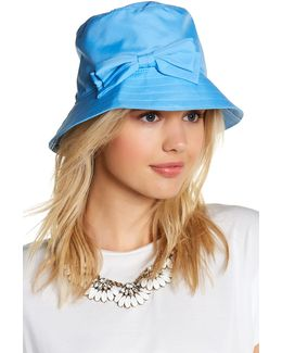 Front Bow Bucket Hat