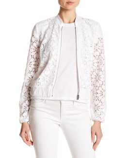 Peek Lace Jacket