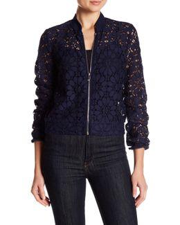 Peek Lace Jacket