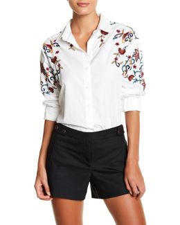 Emelia Embroidered Shirt