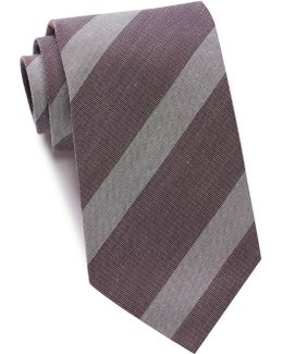Sun Washed Stripe Tie