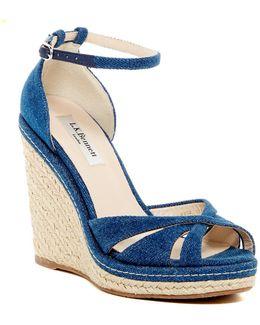 Litya Wedge Sandal