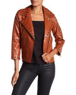 Stud Moto Jacket