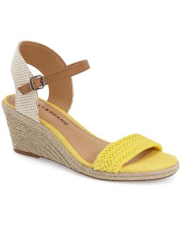 'katereena' Wedge Sandal (women)