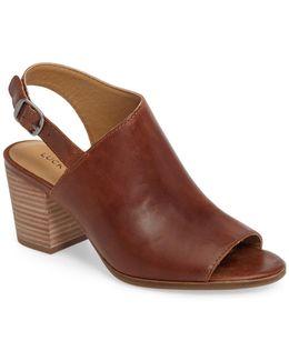 Obelia Block Heel Sandal