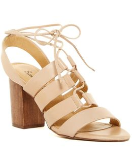 Brayden Strappy Ghillie Lace Sandal