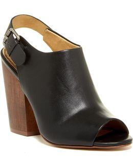 Kelli Block Heel Sandal