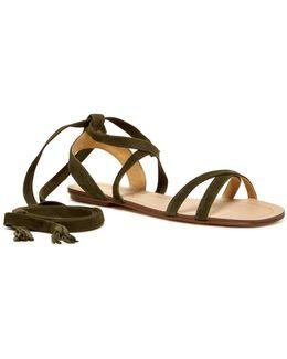 Janelle Wraparound Sandal
