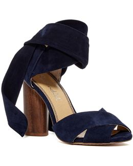 Johnson Block Heel Sandal