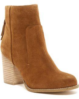 Daria Block Heel Bootie
