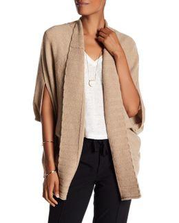 Ripley Wool-blend Wrap