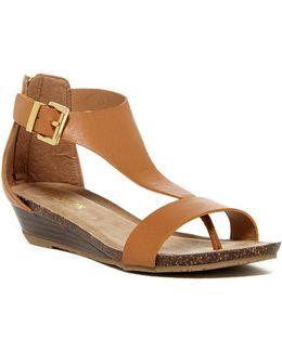 Great Love Wedge Sandal