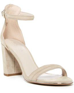 Lolita Chunky Heel Sandal