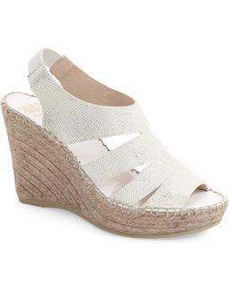 Laurel Wedge Sandal