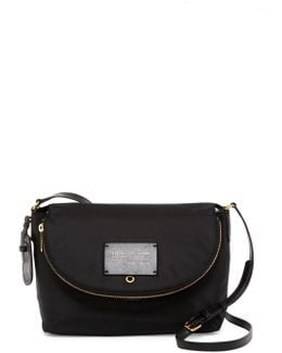 Natasha Nylon Shoulder Bag
