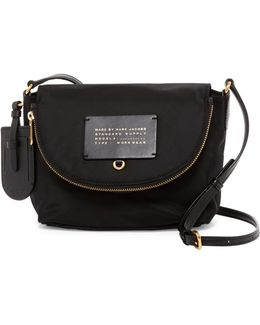 Mini Natasha Nylon Crossbody