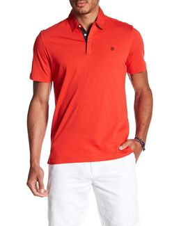 Vent Slim Fit Polo