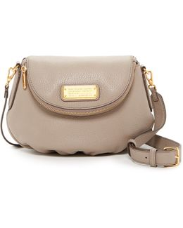 Mini Natasha Leather Crossbody