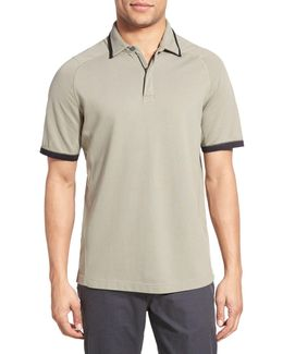 Nomad Slim Fit Polo