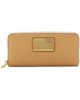 Classic Standard Continental Leather Wallet