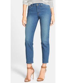 Clarissa Stretch Skinny Ankle Jean
