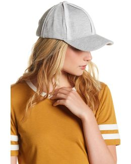 Terry Cloth Contrast Baseball Cap