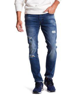 Blake Slim Straight Jeans