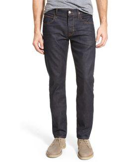 Blake Slim Straight Leg Jean