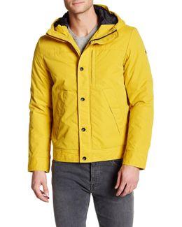 L'epaule Hooded Jacket
