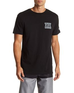 Pipe Masters Graphic Tee